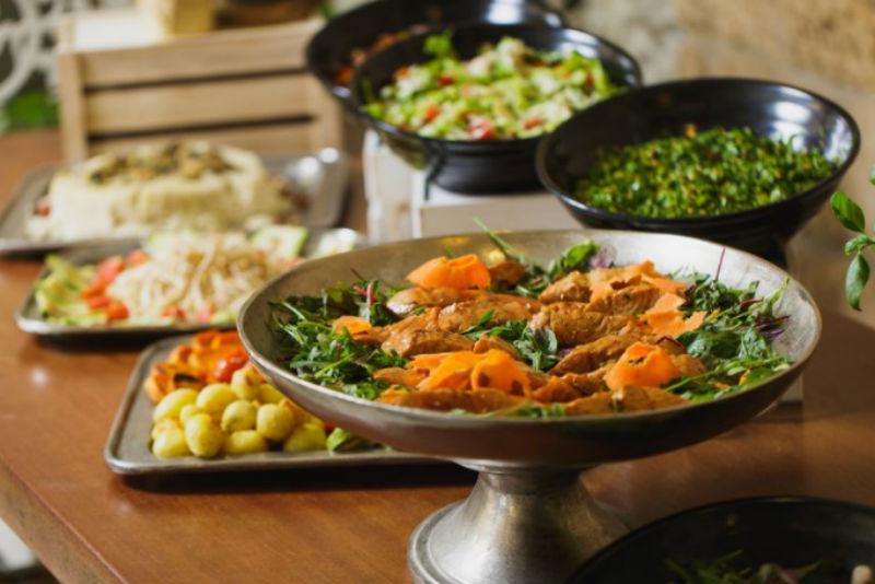 ארוחות ספא בקיסריה